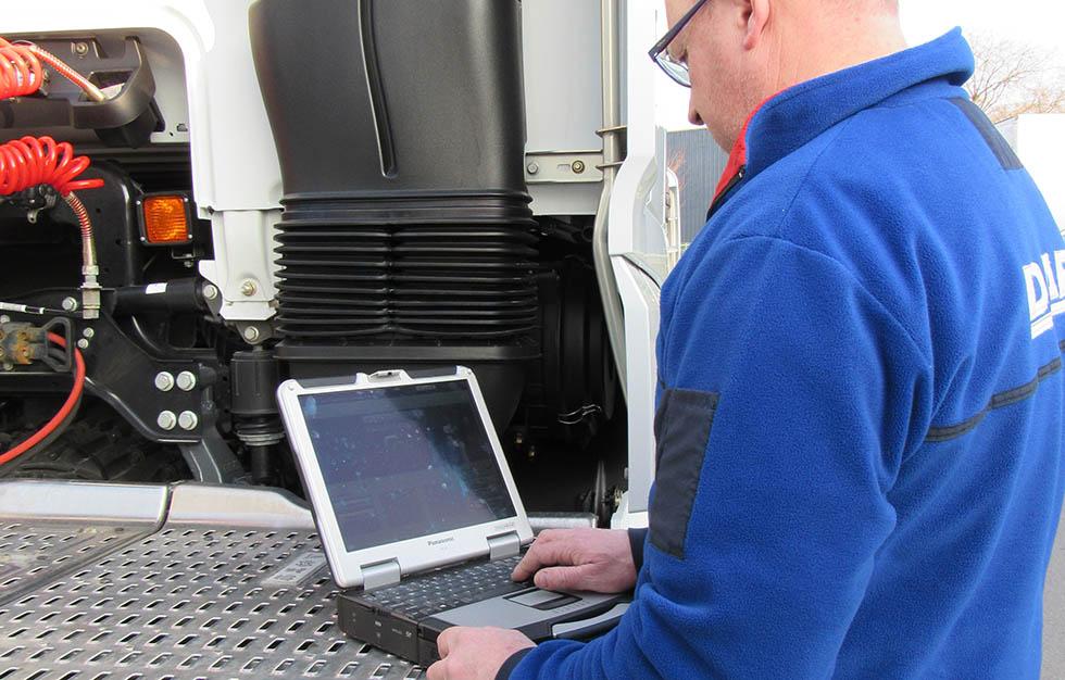 Atelier Réparation – Garage Carnot Poids Lourds