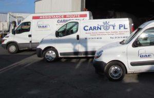 Dépannage – Garage Carnot Poids Lourds