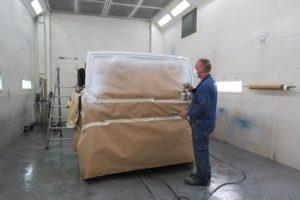 Peinture – Garage Carnot Poids Lourds
